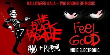 FEEL GOOD & BLACK PARADE - HALLOWEEN PARTY tickets