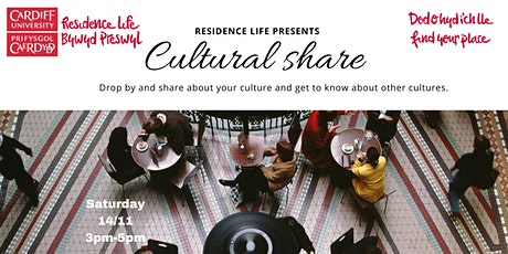 Cultural Share tickets