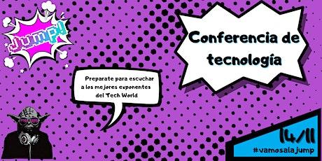 Jump! - Conferencia de Tecnología | Noviembre entradas
