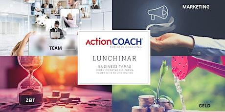 Business Tapas: Mehr Zeit als Unternehmer tickets