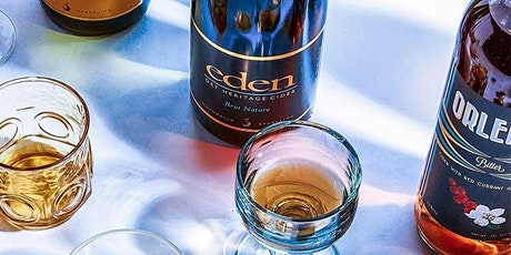 Meet the Makers: Livestream Cider Tasting with Eden Ciders tickets