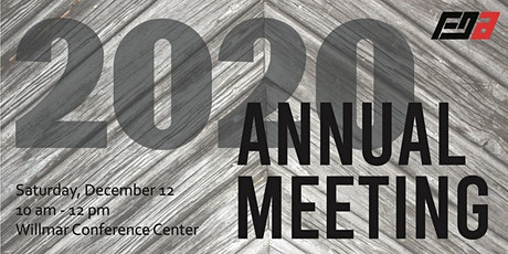 First District Association - Annual Meeting tickets