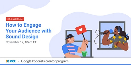 How to Engage Your Audience with Sound Design tickets