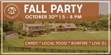 Iron Bell Fall Party tickets
