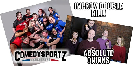 ComedySportz and Absolute Onions tickets