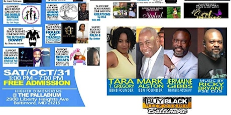 Buy Black Networking Balto Event tickets