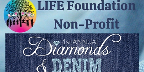 """Diamonds & Denim"" Women's Empowerment Brunch tickets"