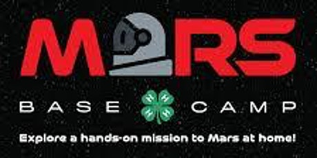 Mecklenburg County 4-H STEM Challenge: Mars Base Camp tickets