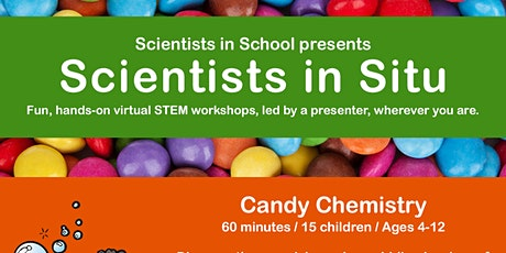 Candy Chemistry - PA Day Science (Afternoon) tickets