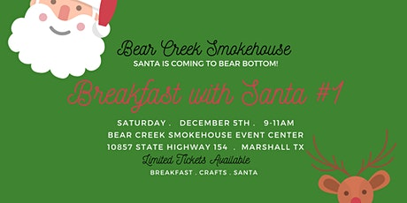 Breakfast with Santa #1 tickets