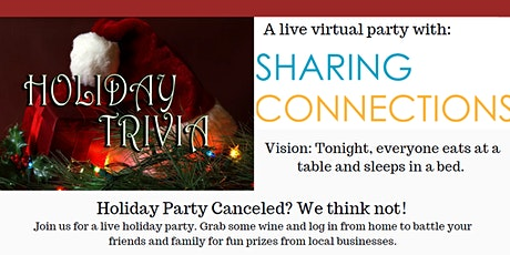 Holiday Party Trivia (virtual) tickets
