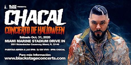EL CHACAL EN CONCIERTO tickets
