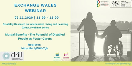 Webinar:Mutual Benefits – The Potential of Disabled People as Foster Carers