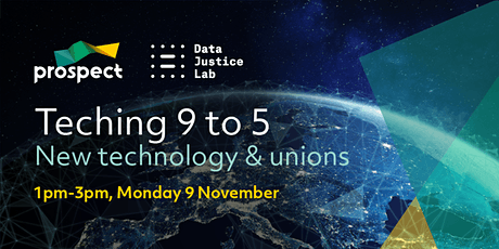 Teching 9 - 5: New Technology and Unions tickets