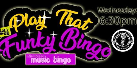 MUSIC BINGO @ Market Street Pub, Denton, MD tickets