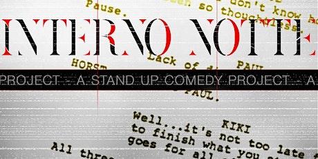 Interno Notte: a stand up comedy project @ Industrie Fluviali biglietti