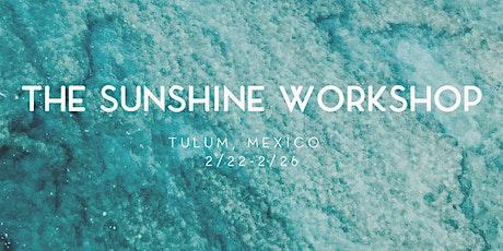 The Sunshine Workshop: Photography Retreat w/ Paloma Collective