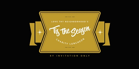 'Tis the Season Charity Evening 2020 tickets
