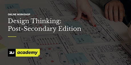 zu Design Thinking: Post-Secondary Edition tickets