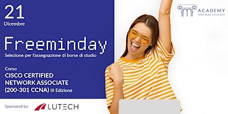 Freeminday -  Vinci una Borsa di Studio! biglietti