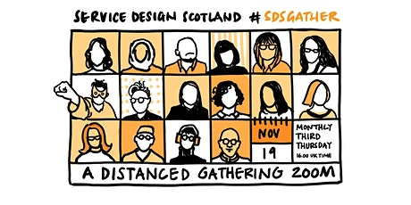 19th Distanced Gathering - 19 November tickets