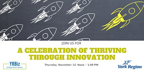 YRBiz Recovery Series- A Celebration of Thriving Through Innovation tickets