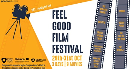 Feel Good Film Festival: Dora and the Lost City of Gold tickets