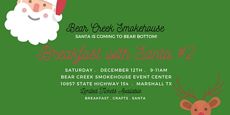 Breakfast with Santa #2 tickets