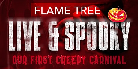 Flame Tree Live & Spooky: Flame Tree Press' First Annual Creepy Carnival! tickets