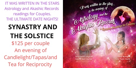 It Was Written In The Stars: Synastry and Solstice tickets