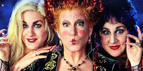 Anngela Musgrave Presents:Hocus Pocus @ the Caldwell Drive in Movie Theater tickets