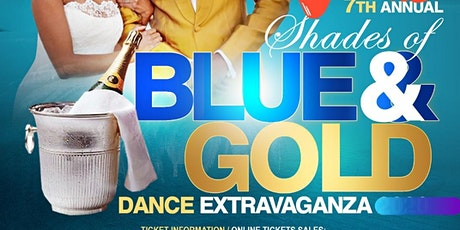 DMV 7th Annual Shades of Blue & Gold Dance Extravaganza 2021 tickets