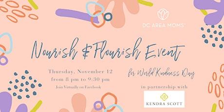 Nourish & Flourish tickets