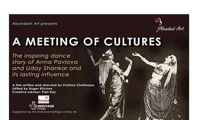 A Meeting of Cultures: Anna Pavlova and Uday Shankar Dance Dialogues image