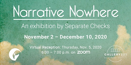 Reception | Separate Checks: Narrative Nowhere tickets
