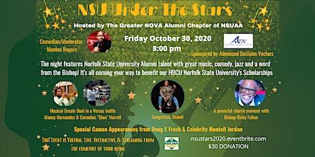 NSU Under The Stars tickets