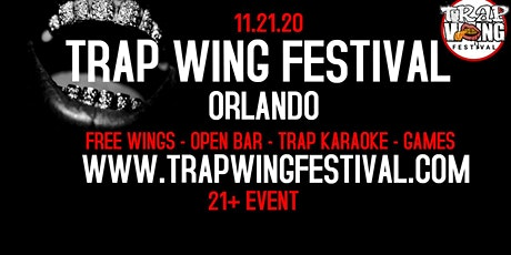 Trap Wing Festival Orlando tickets