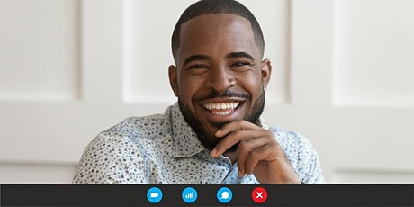 Virtual Speed Dating for Black Singles Online (NY/Tri-State) tickets
