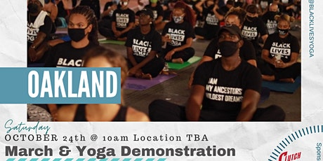 BLACK LIVES YOGA - JUSTICE 4 BREONNA TAYLOR tickets