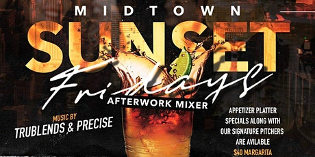 Sunset Fridays At Jimmys nyc tickets