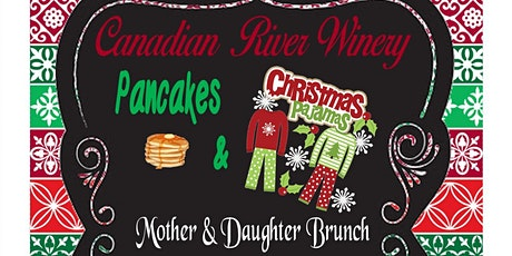 Pancakes and Christmas Pajama Mother Daughter Brunch tickets
