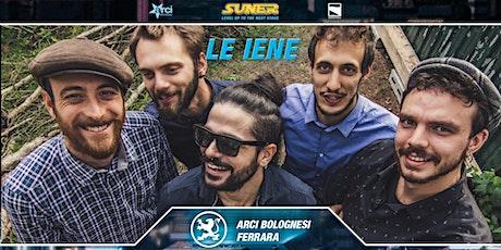 Le iene - Live a Ferrara biglietti