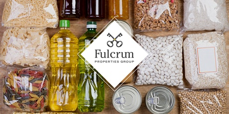 Fulcrum October Food Drive tickets