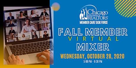 Virtual Fall Mixer tickets