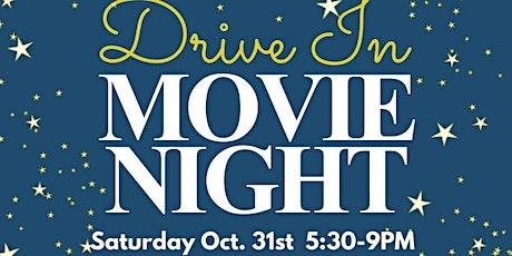 Fall Family Movie Night tickets