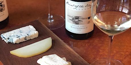 Wine & Cheese Pairing Seminar tickets