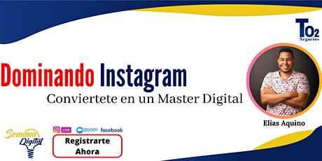 Master Class - Dominando Instagram entradas