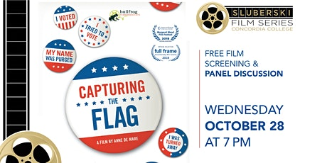 Sluberski Film Series: Capturing the Flag tickets