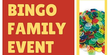 Family Bingo Event - Harvest Style tickets