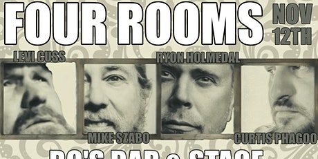 FOUR ROOMS, A SONGWRITERS COLLECTIVE tickets